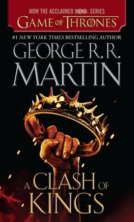 Image result for a clash of kings george r. r. martin