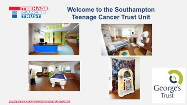 Welcome to the Southampton Unit - TCT Georges Trust