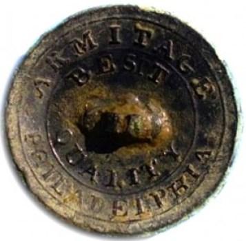 1812 navy button r-21B