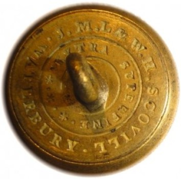 1835-50 Navy 22mm low convex Gild Brass Alberts NA106 Tices NA212A.13 Ebay $0000 9-13-12 georgewashingtoninauguralbuttons.com r