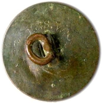 1808-21 1st Reg. of Artillerist AY 43 georgewashingtoninauguralbuttons.com R