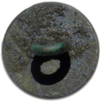 1814-21 Federal Artillery Corps 14.67mm Silvered Copper Unlisted Variant Similar to Albert's AY 55-B RJ Silverstein's georgewashingtoninauguralbuttons.com r