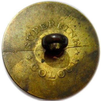 1820-30's Artillery Militia Brass 22mm. rj silverstein's georgewashingtoninauguralbuttons.com R