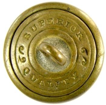 Artillery 19.3mm Gild brass RJ Silverstein's georgewashingtoninauguralbuttons.com O