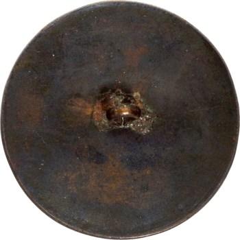 GWI 11-B 34mm Copper Orig shank HA Auctions April 2015 georgewashingtoninauguralbuttons.com A 45R