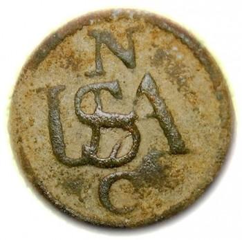 1776 North Carolina alan Gaskin Dug georgewashingtoninauguralbuttons.com O
