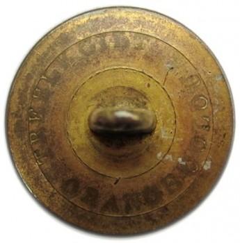 1800-25 Massachusetts Militia 23mm Gilded Brass rj silverstein's georgewashingtoninauguralbuttons.com r