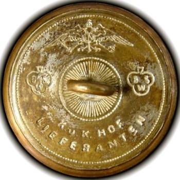 1820 Diplomatic Ateche OD-22 rj silversteins georgewashingtoninauguralbutoons.com R