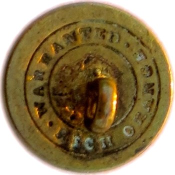 1830's us Navy NA 86 Cuff orig Shank RJ Silversteins georgewashingtoninauguralbuttons.com R