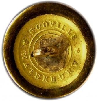 1832 Topographical Engineers 23mm convex brass georgewashingtoninauguralbuttons.com R