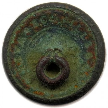 1834-51 Federal Ornance 14.76mm. Brass RJ Silverstein's georgewashingtoninauguralbuttons.com O