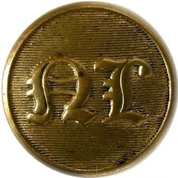 1837 Mass National lancers gilded brass 22mm georgewashingtoninauguralbuttons.com o