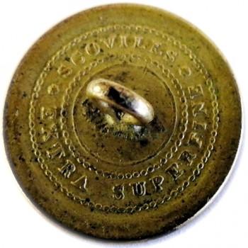 1837 Texas 23mm Gilt Brass Ebay 5-13-$ r