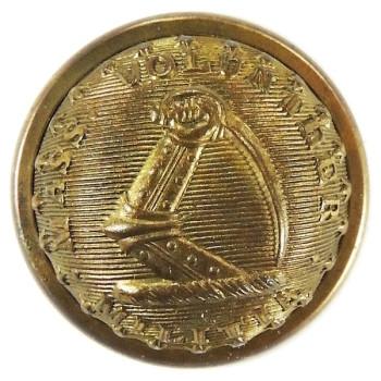 1840-1865 Massachusetts Vol. Militia 22mm MS 210 E.Unlisted MS 35 RJ Silversteins goergewashingtoninauguralbuttons.com O