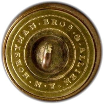 1860 Federal Ordnance 23.2mm Gilt Brass georgewashingtoninauguralbuttons.com O