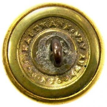 1860 Florida Infantry 20.6mm FL3 Gilded Brass rj silverstein's georgewashingtoninauguralbuttons.com r