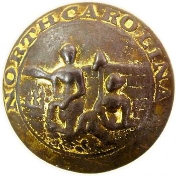 1860 North Carolina NC 8c georgewashingtoninauguralbuttons.com O