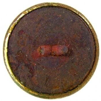 1861-65 Adjutant Generals Dept. 21mm Gilt Brass Dug Chancellorsville by Grover Simpkins Albert CS 50-Tice CSAG250A.1 No Shank Made in Paris r