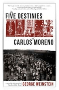 five destinies of carlos moreno cover