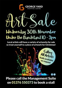 Art Sale A5 flyer 131016.cdr