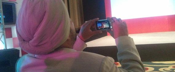 Nokia N8-Launch in Indien, (CC) Jeff Clinton