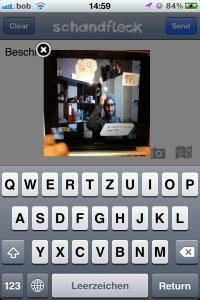 2 Vorschau durch Klick auf das Bild-Icon auf der linken Seite