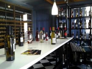 Chateau Mukhrani wine studio in Tbilisi