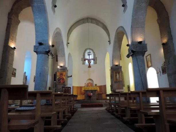 Catholic church in Arali Interior