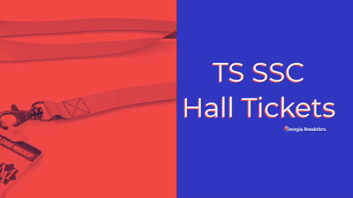 TS SSC Hall Tickets 2020 - Telangana 10th Class Hall Tickets 2020