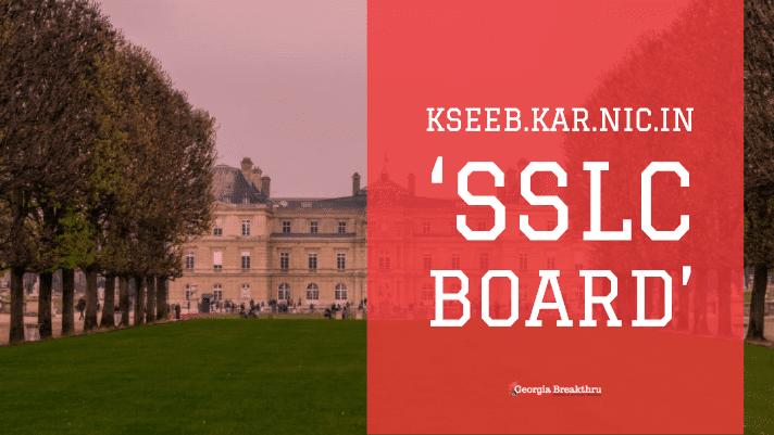 kseeb.kar.nic.in 2020