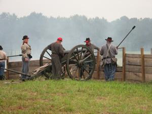 Confederate Battery