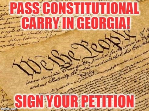 Constitutional Carry passes!
