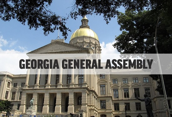 Georgia General Assembly Cancelled