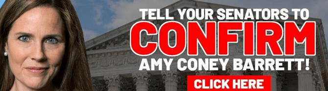 Gun Owners Need Judge Barrett on the Supreme Court!