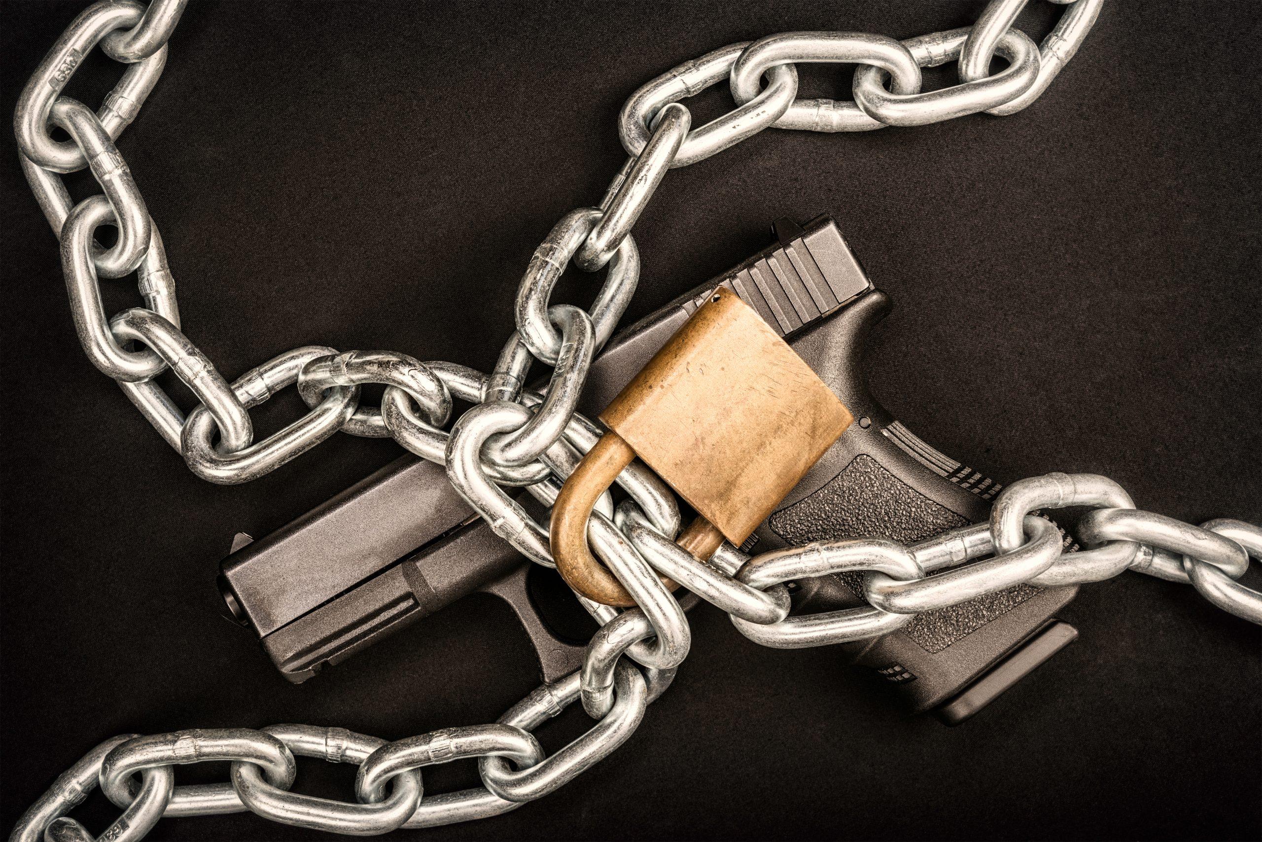 200 More Agents to Enforce Gun Control!