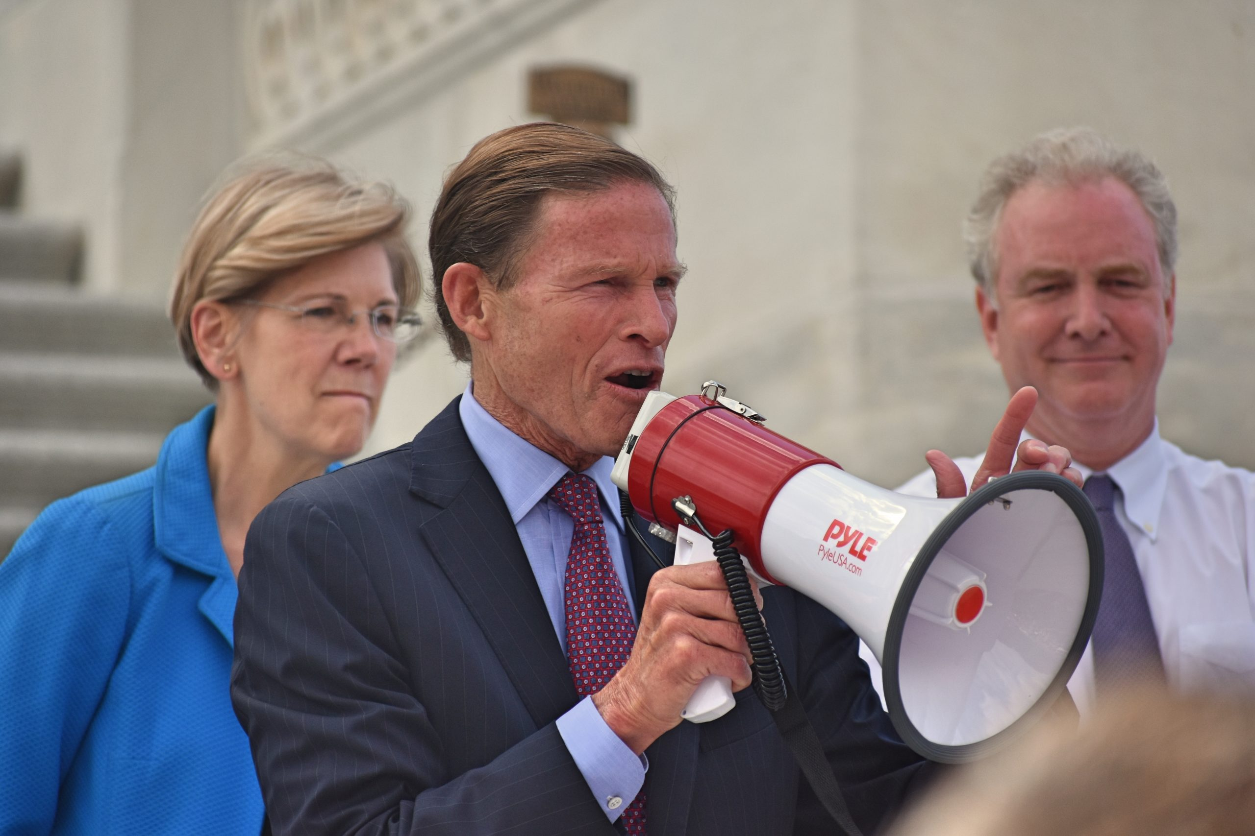 Senator Blumenthal Launches Major Attack on Gun Owners!