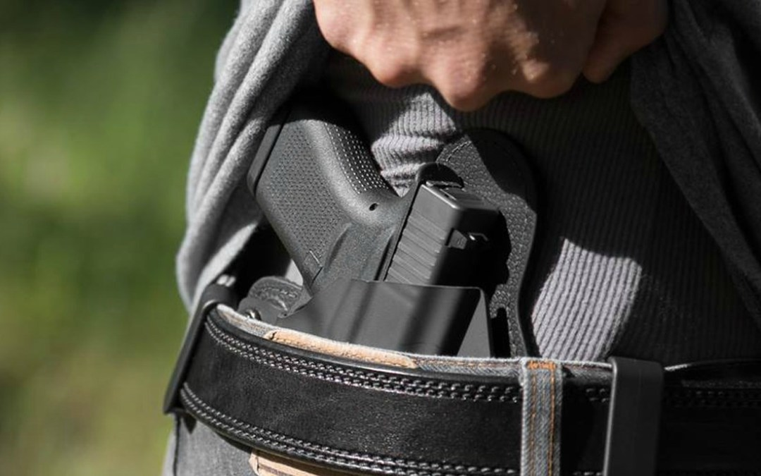 Another State Passes Constitutional Carry!