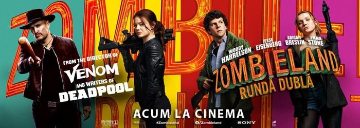 Zombieland 2: Double Tap (2019) | Horror, acțiune, comedie – câte puțin (mai mult) din fiecare