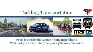 Atlanta Young Republicans Transportation Panel