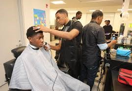 Barber shop class comes to Mount Vernon High School