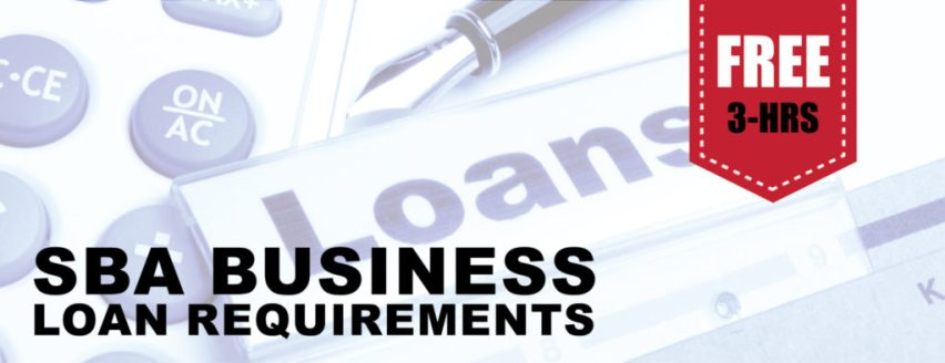 SBA Business Loan Requirements