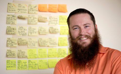 Garrett Massey in Griffin, Georgia at Eyesore.