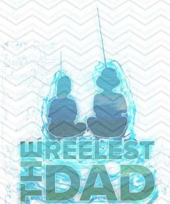 The Reelest Dad SweetPNG