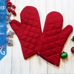 Red Oven Mitt Bundle