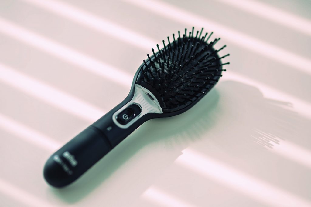 Favourite Hair Brushes + Braun IONTEC Brush Review