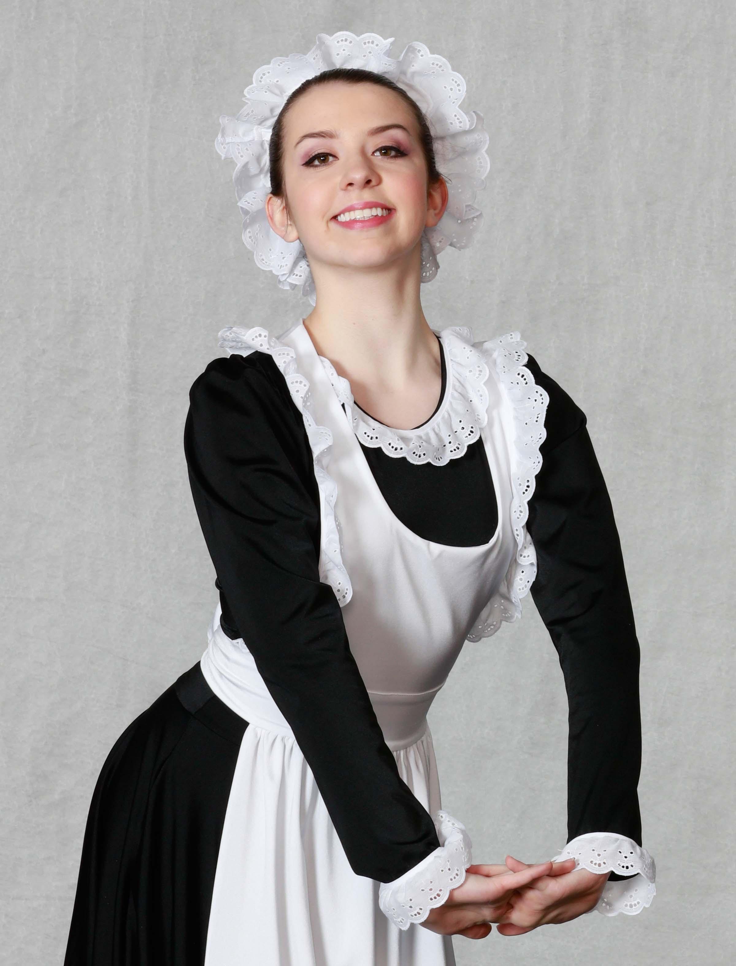 Georgie Girl Costumes Nutcracker Cheerful Maids