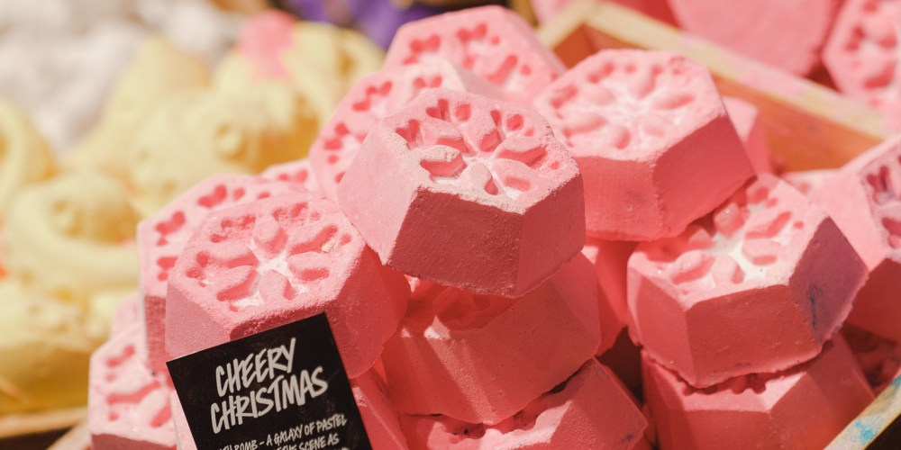 Christmas Showcase at LUSH, Bournemouth