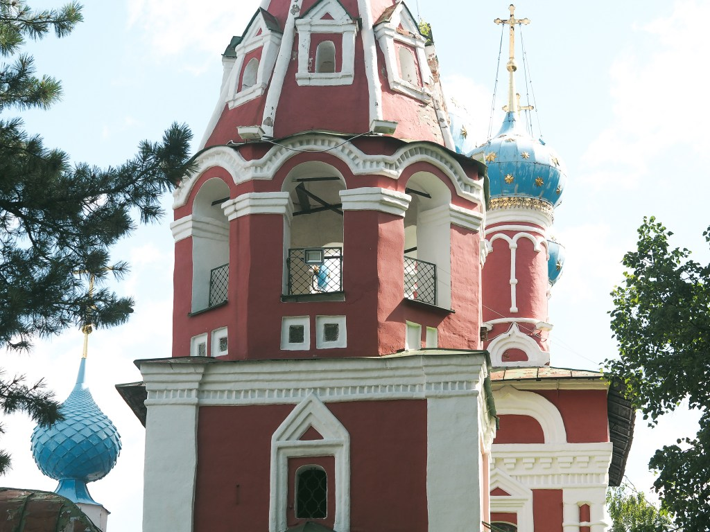 Church of St. Dmitry Uglich