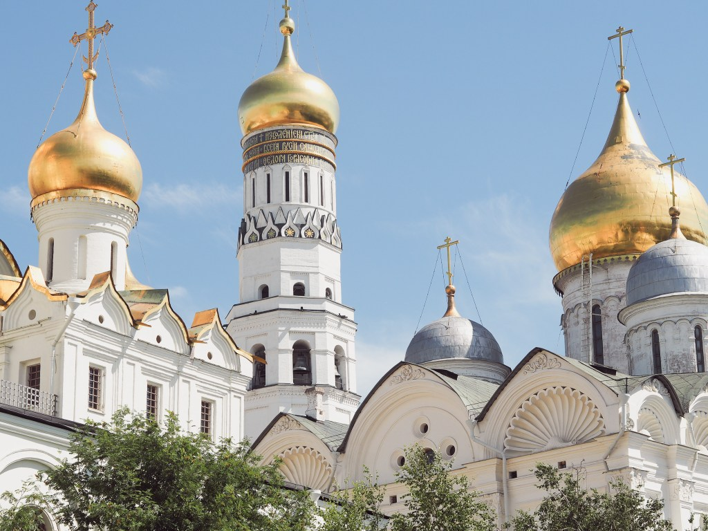 catherdral square, moscow
