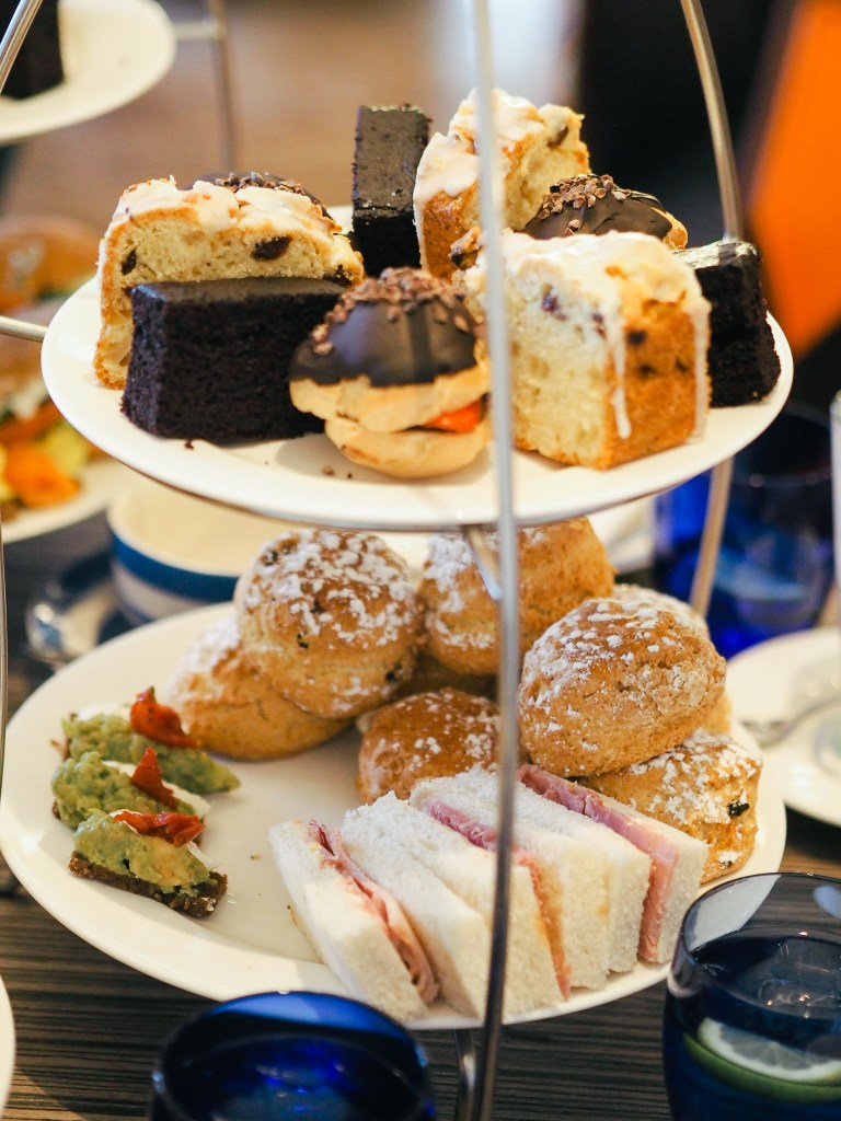 dairy free afternoon tea christchurch harbour hotel